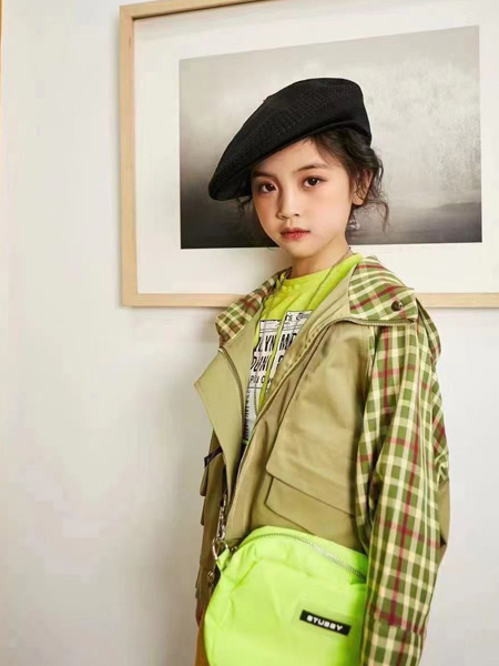 妙优时尚新品 悉心呵护孩子的美 深秋送上温暖