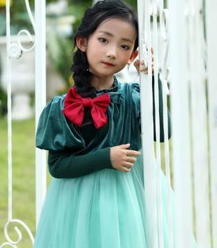 安尼贝贝时尚新品 属于秋日的公主梦
