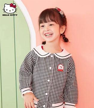 Hello Kitty童装 可爱女孩的时尚衣橱