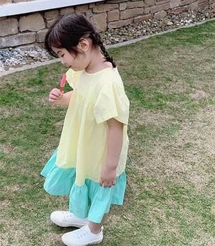 小嗨皮时尚童装 快乐成长 健康生活