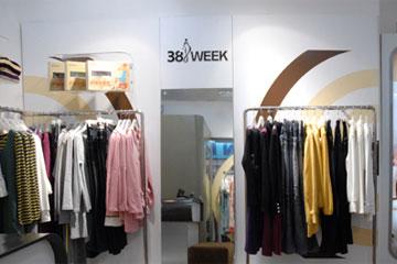 38week时尚孕妇装店内一览
