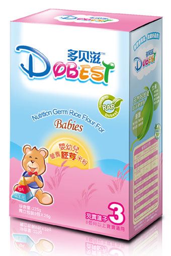 多贝滋营养米粉