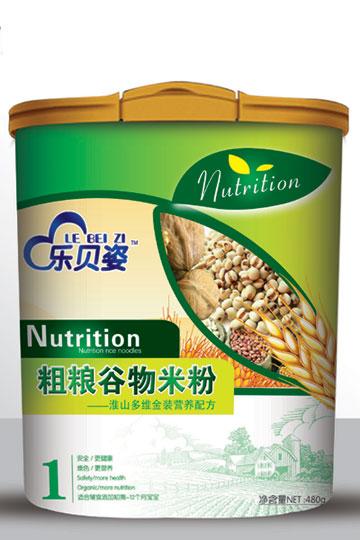 乐贝姿金装营养米粉