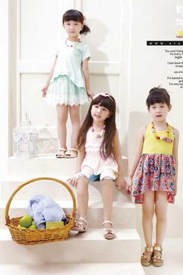 优之诚童装品牌 致力打造最受欢迎童装品牌