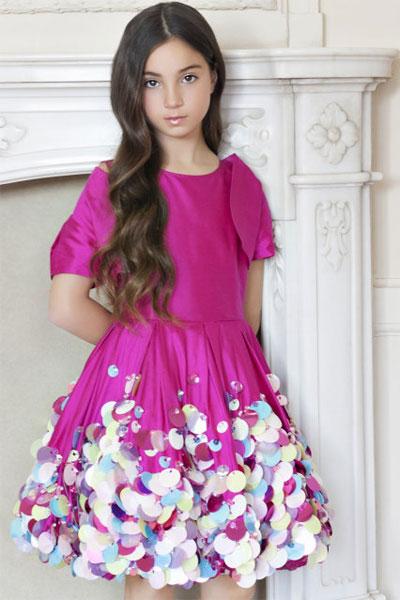 Lesy童装品牌中小童2015年春夏新品