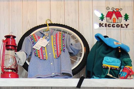 KICCOLY品牌童装形象