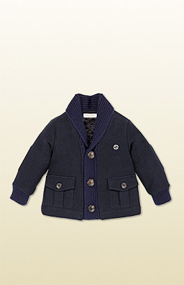 Gucci童装品牌婴幼儿服装2014年秋冬新品