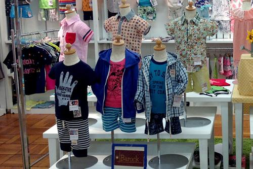 Barock男孩/Schnee女孩童装品牌