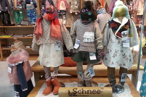 Barock男孩/Schnee女孩童装品牌 店铺