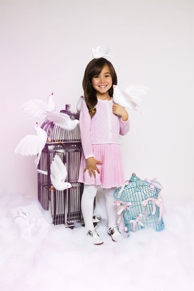 Jacote龙8国际娱乐官网品牌中小童2014年秋冬新品