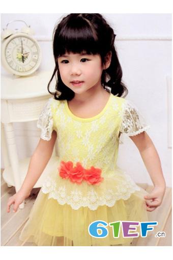 索黛纳童装品牌 一站式的童装购物模式