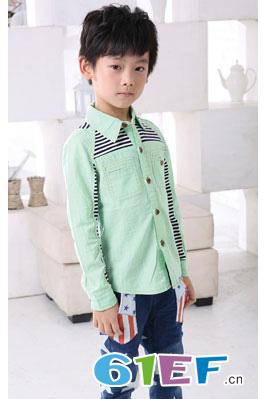 花鱼童话童装加盟把握时尚