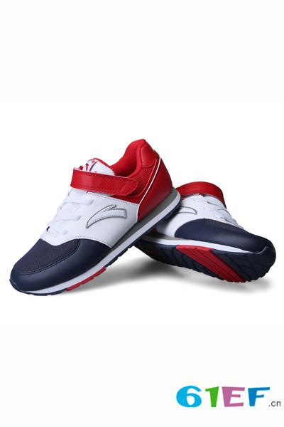 安踏童鞋品牌 致力于提供舒适的产品