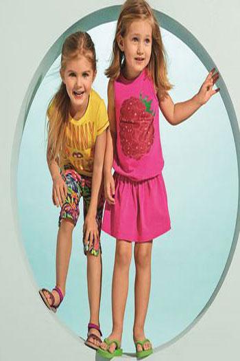 Esprit童装品牌中大童服装2015年春夏新品