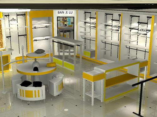 2014班吉鹿新店面设计