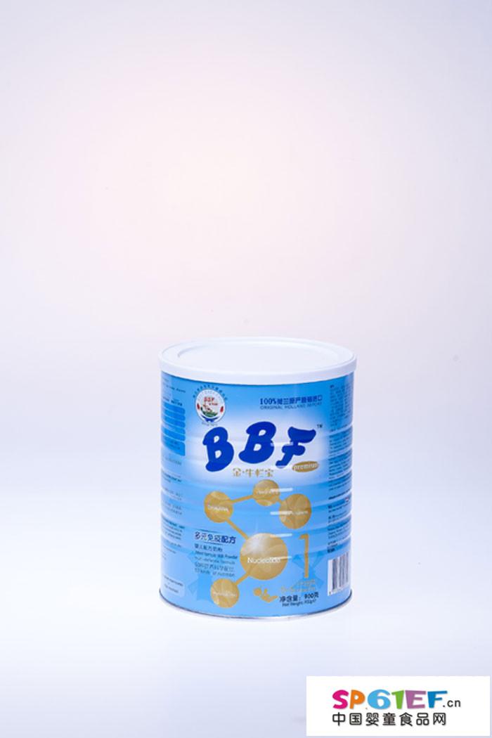金牛栏宝婴儿食品奶粉配方奶粉新品