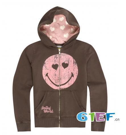 SmileyWorld童装品牌中大童服装2015年春夏新品