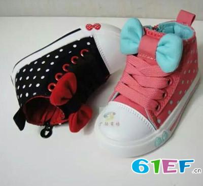 笑笑小仔童鞋品牌童鞋新品