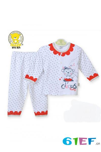 邦比·乐儿童装品牌婴幼儿服装套装2015年春夏新品