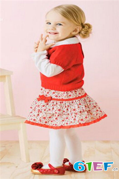 南瓜芽NGY童装品牌中大童服装套装2014年秋冬新品