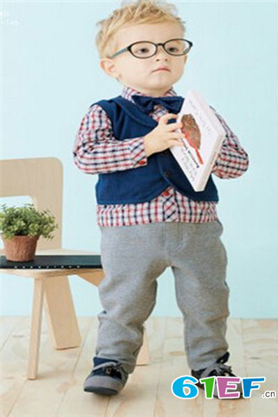 南瓜芽NGY龙8国际娱乐官网品牌中大童服装套装2014年秋冬新品