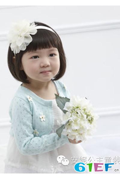 安妮公主童装品牌中大童服装套装2015年春夏新品