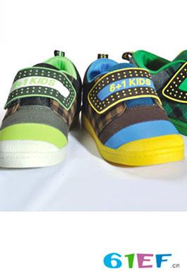 6+1童鞋品牌2015年春夏新品