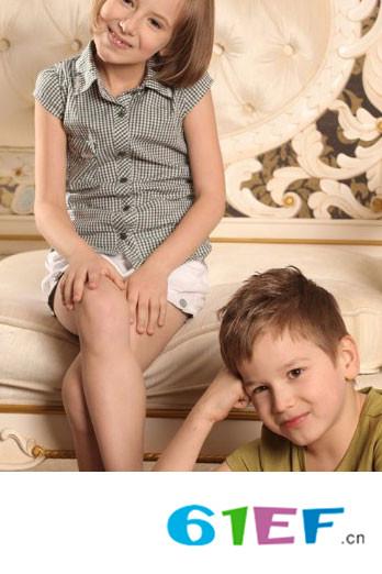玛卡西童装品牌中大童服装男童装2015年春夏新品