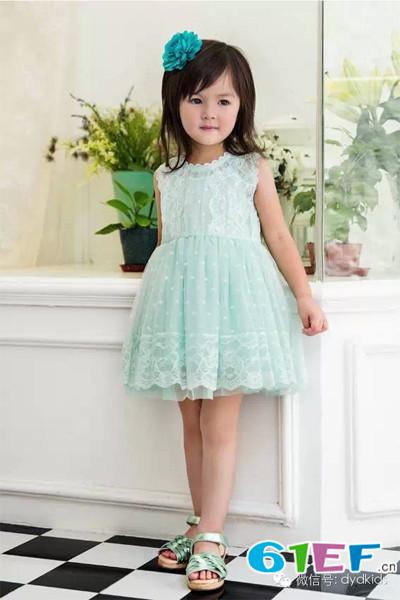 DYD点一点中大童服装2015年春夏新品