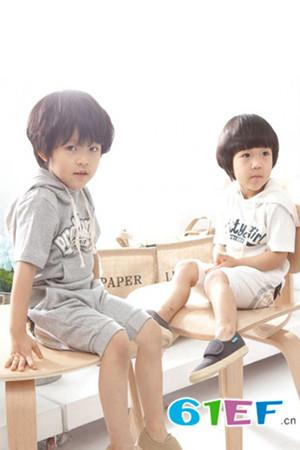 大依诺贝贝童装品牌中大童服装2015年春夏新品