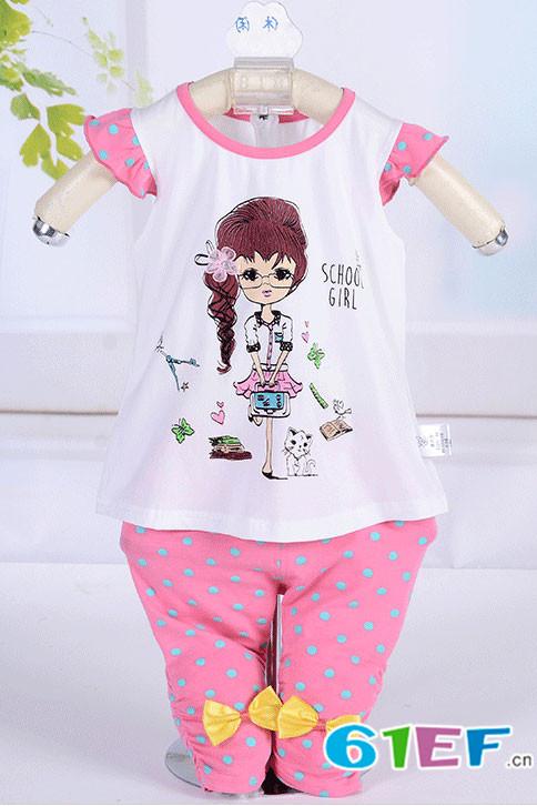 航宝宝童装品牌2015年春夏新品