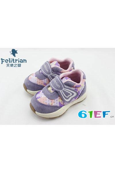 2017加盟新风向 天使之婴童鞋品牌