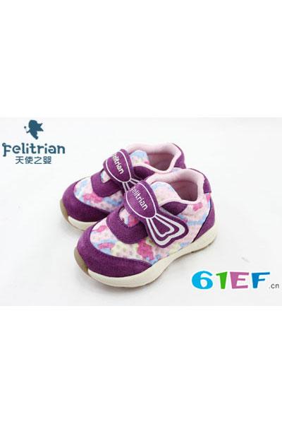 天使之婴童鞋品牌 形像货柜支持