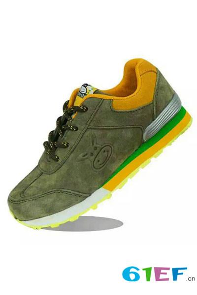 小驴安蒂童鞋品牌2015年秋冬新品-潮流儿童户外鞋系列
