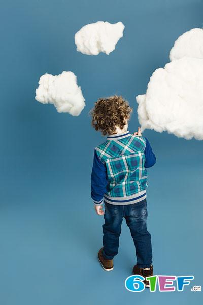 水孩儿souhait童装品牌,专注童装事业发展