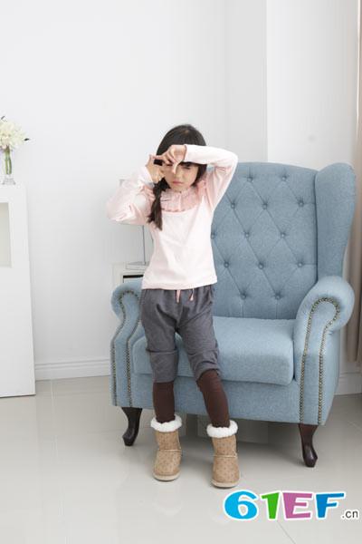 G-Brand童装品牌2015年秋冬新品