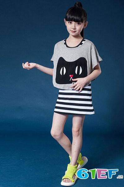 皮尔熊pier bear童装品牌2015年秋季新品