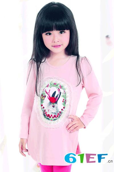 森门童装品牌,给孩子快乐童年