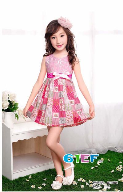 蜜比琪MIBEEK童装品牌2015年春夏新品