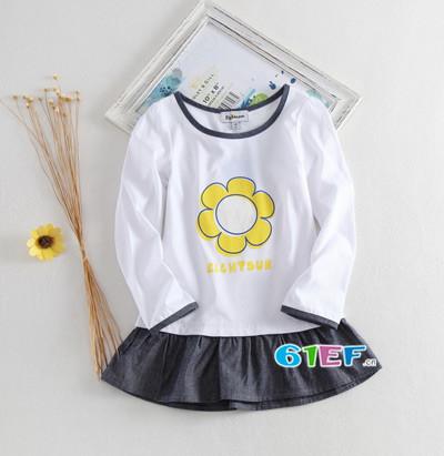 哥德威尔童装品牌2015年春夏新品