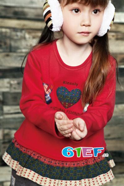 KICCOLY童装品牌,,专为儿童创立的童装品牌