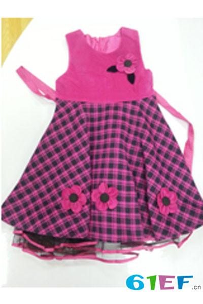 亲子优品童装品牌2015年冬季新品