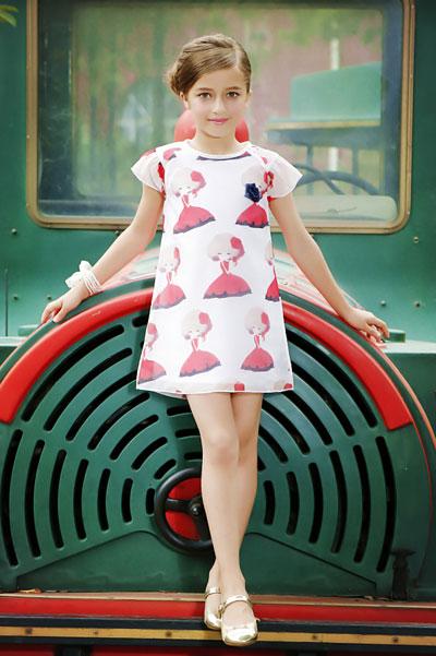 朋库一代童装品牌加盟,不断提升您的价值
