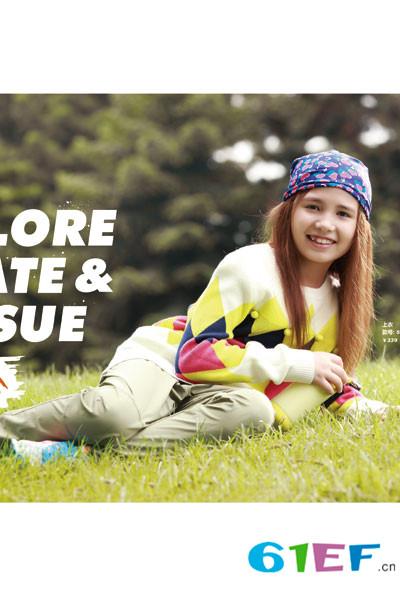 CAMKIDS童装品牌 青少年户外运动市场