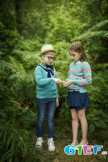 卓维乐童装品牌 时尚欧式的设计