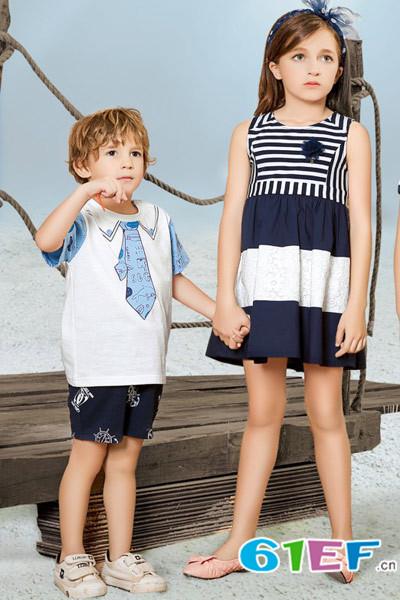 卓维乐童装品牌深受广大消费者的青睐