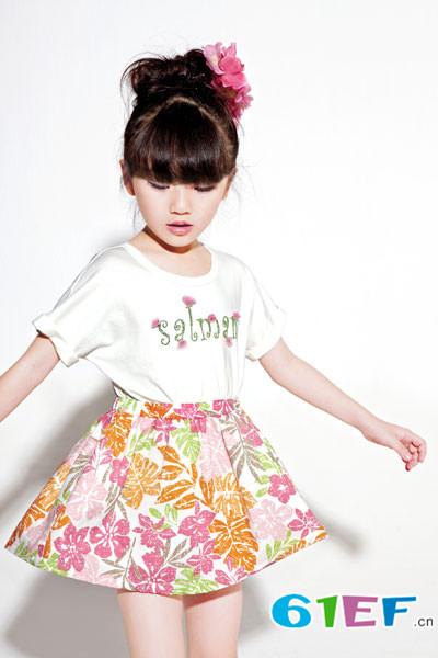 时尚色彩及流行趋势 森门童装品牌