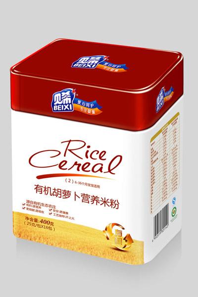 贝希婴儿食品 在机营养米粉
