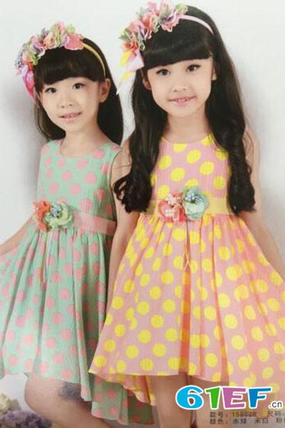 索黛纳童装品牌,专为儿童创立的童装品牌