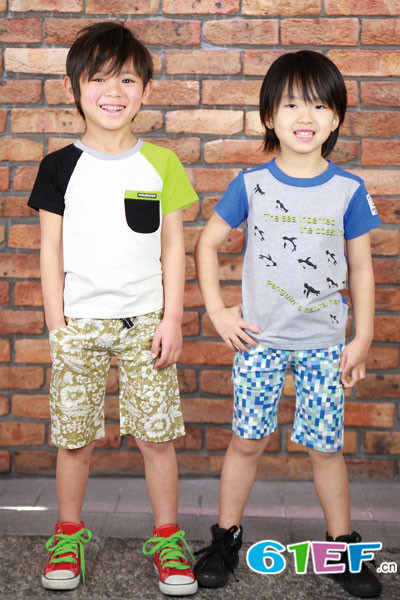 �L格清新 Barock、Schnee童装品牌